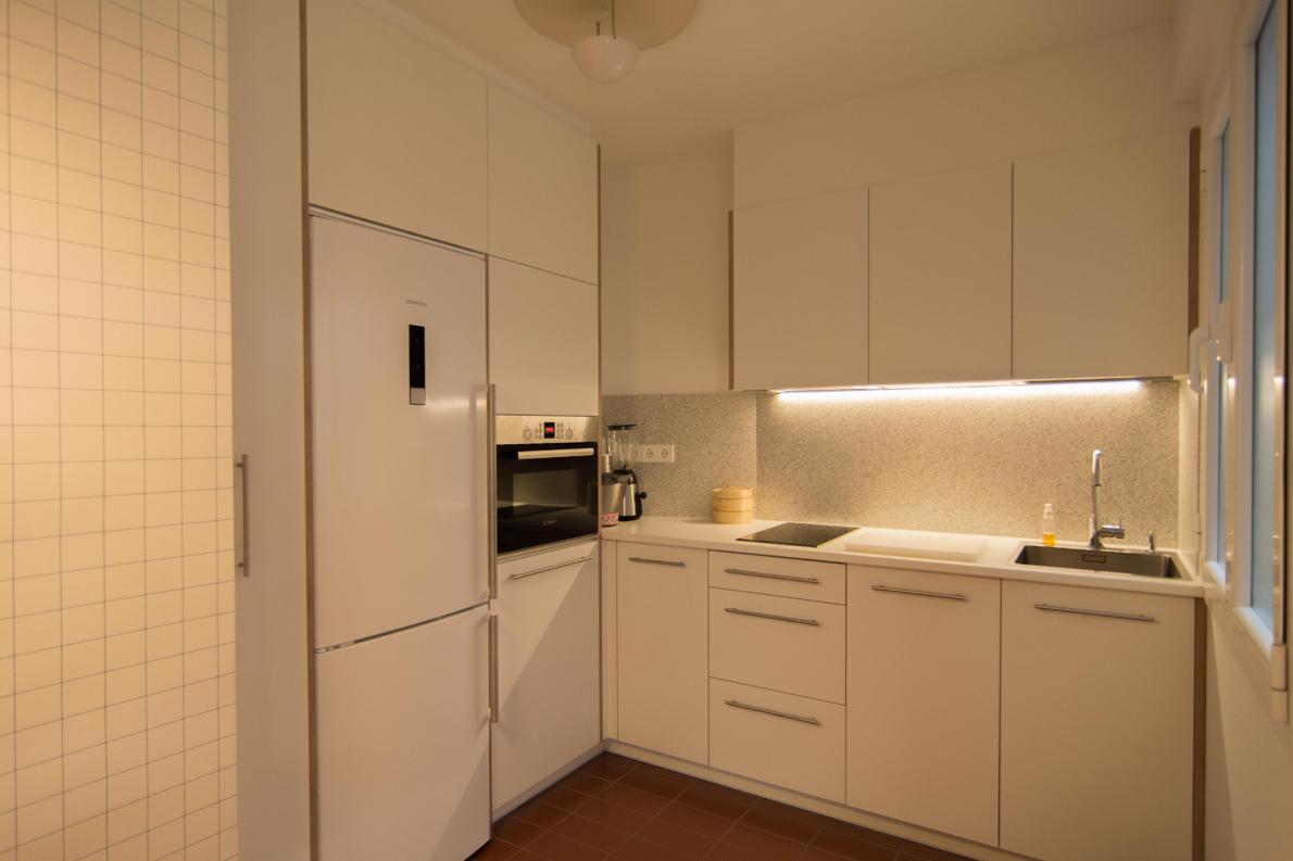 Cocinas muebles de cocina electrodom sticos encimeras for Muebles para encimeras